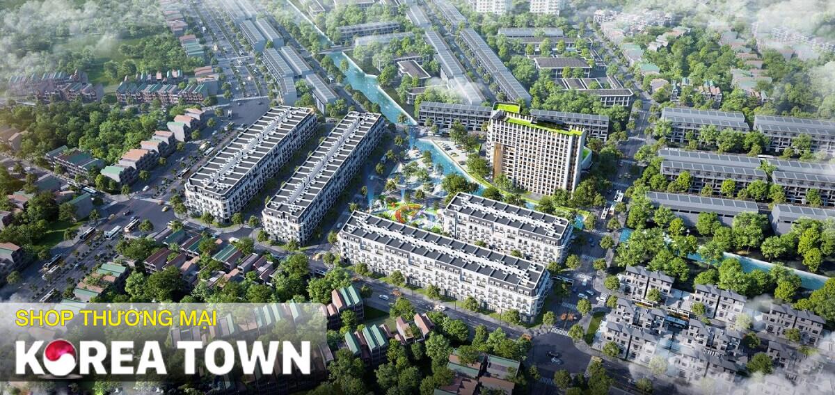 dự-án-korea-town-bắc-ninh