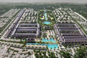 Dự án đất đấu giá Đông Yên - Yên Phong